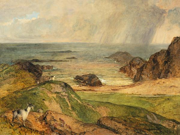 Port na Curachan, Iona (Dated 1887)
