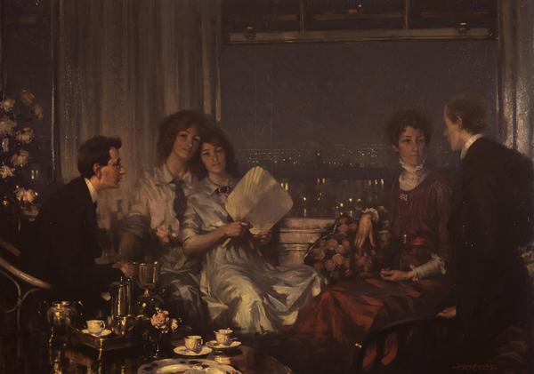 Twilight (Dated 1914)