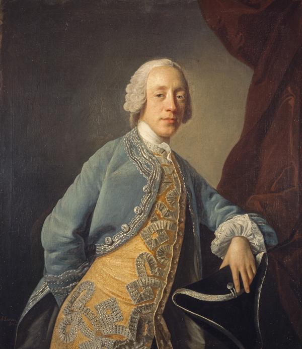 Thomas Lamb of Rye (1719 - 1804) (1753)