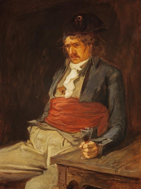A Gallant of the Terror (1880)