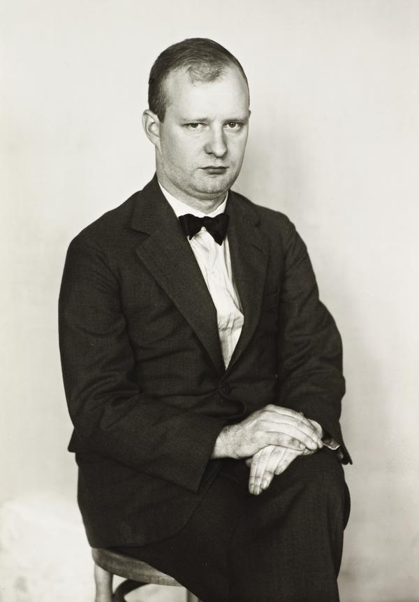 Composer [Paul Hindemith], about 1925 (about 1925)