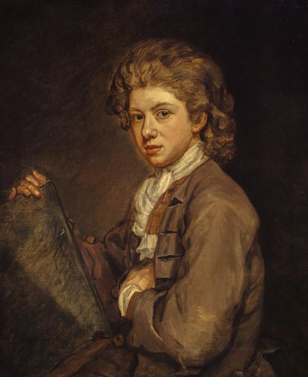 Portrait of a Young Man (probably the Artist's Son, John Medina the Younger, died 1764)