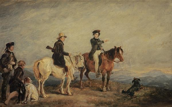 Twelfth of August (About 1829)