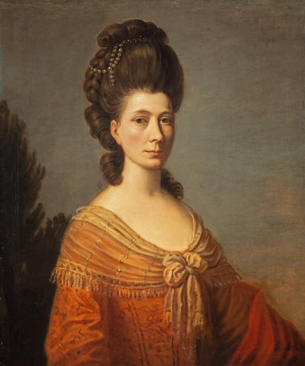 Ann Harker (1730-1790), wife of James Tassie