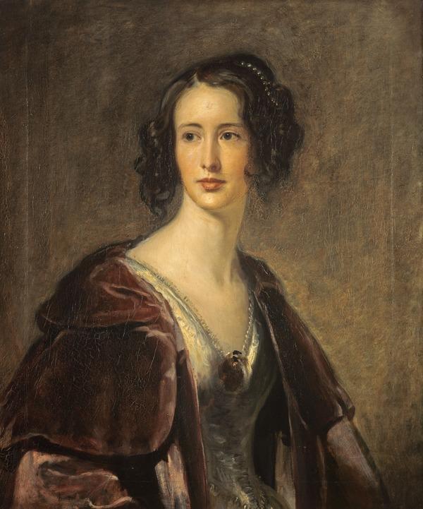 Katherine Monro, Lady Steuart of Allanbank, d. 1868 (Exhibited 1838 (RSA))