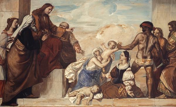 The Judgement of Solomon (1836)