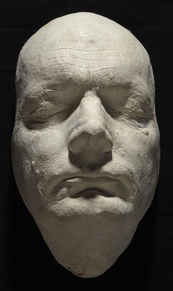 Mask of Professor Sir David Lane, born 1952 (2002)