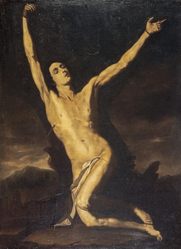 The Martyrdom of Saint Sebastian (17th century)