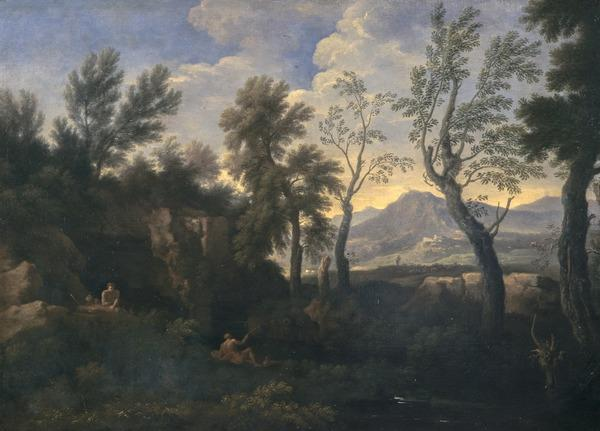 Landscape (About 1700)