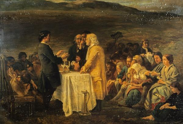 The Covenanters' Communion (by 1840)