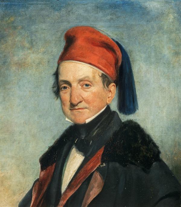 Portrait of a Gentleman (1840 - 1850)