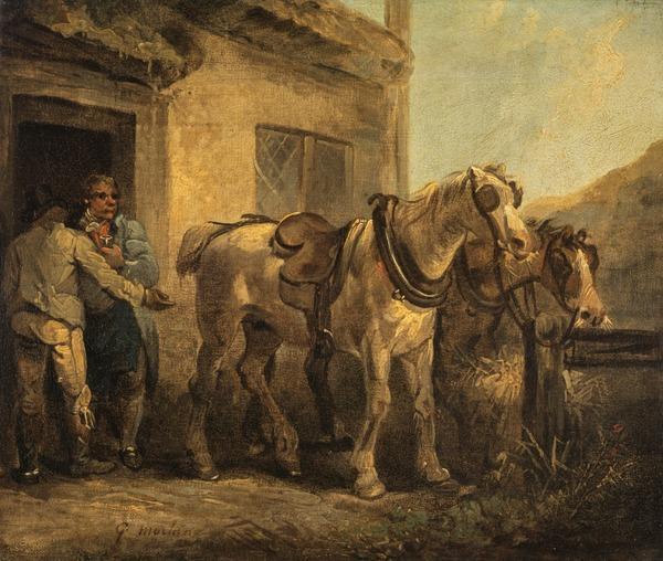 The Stable Door (1804 - 1850)