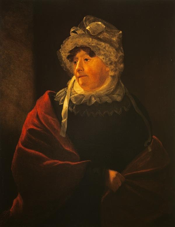 The Artist's Wife (Rebecca Smellie)
