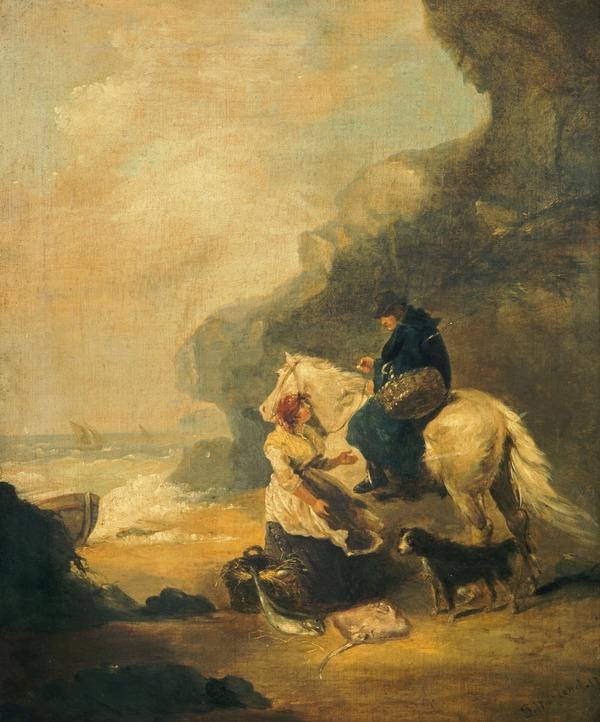 Selling Fish (1790 - 1799)