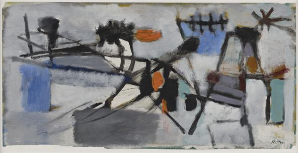 Untitled (About 1950 - 52)