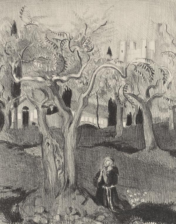 Saint Francois d'Assise [Saint Francis of Assisi] (1926)