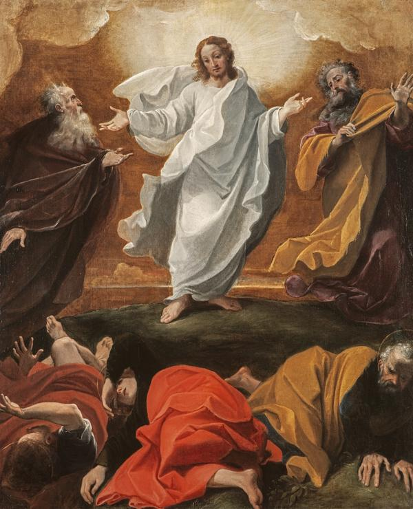 The Transfiguration (About 1588 - 1590)