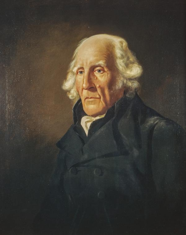 Rev. Alexander Carlyle, 1722 - 1805. Divine and pamphleteer (About 1800 - 1805)