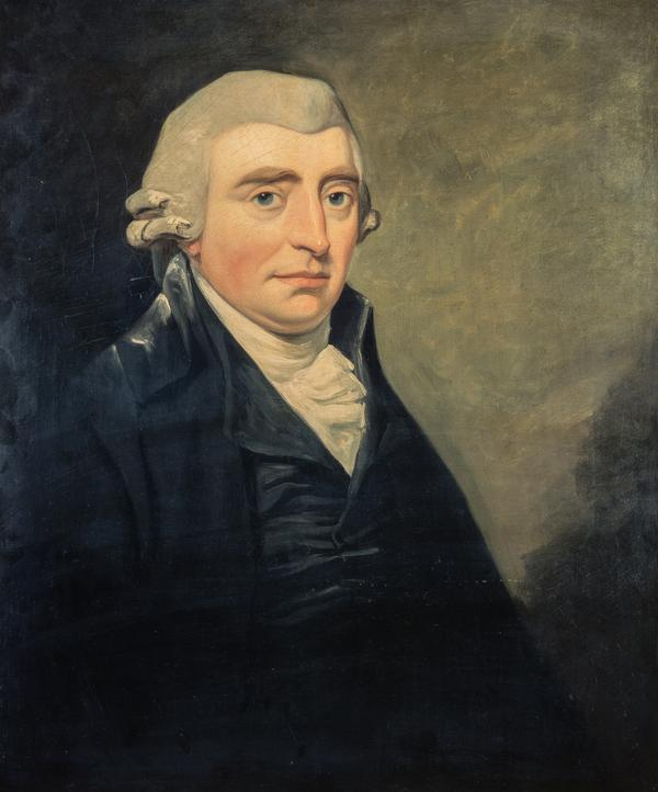 Andrew Duncan, 1744 - 1828. President of the Royal Medical Society and of the Royal College of Physicians. (after 1780)