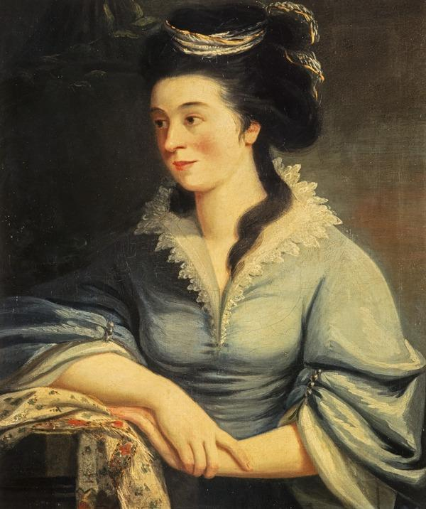 Mary Knox, Mrs Andrew Duncan, d. 1839. Wife of Andrew Duncan, the physician (after 1780)