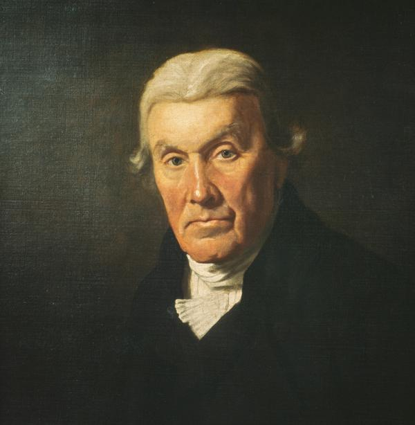 Alexander Wood, 1726 - 1807. Surgeon (About 1805)