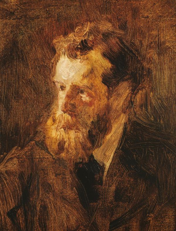 John Hutchison, 1833 - 1910. Sculptor (1875 - 1880)