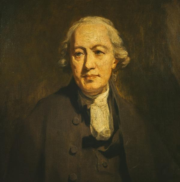 Rev. John Home, 1722 - 1808. Historian and author of Douglas (after 1792)