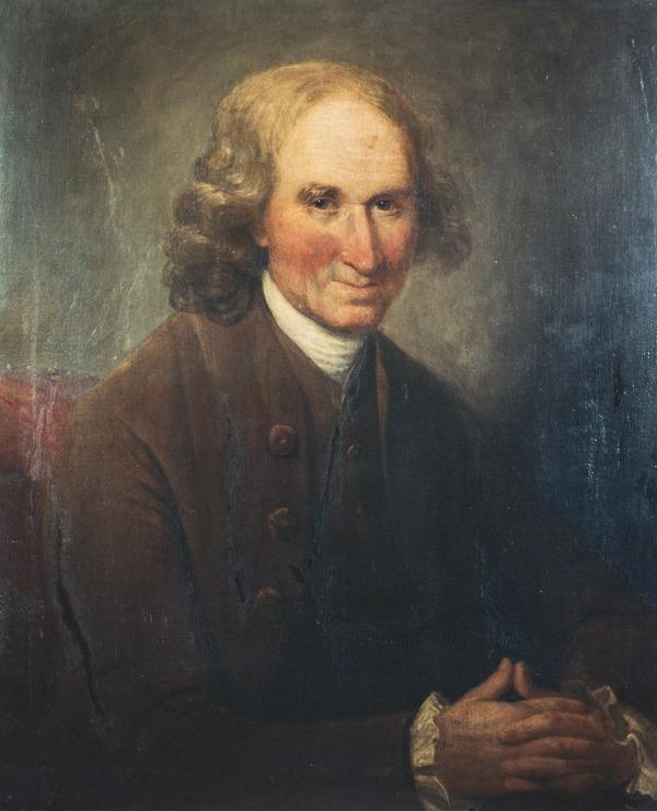 John Hume of Ninewells, 1709 - 1786. Brother of David Hume (after 1780)