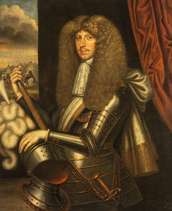 William Drummond, 1st Viscount Strathallan, c 1617 - 1688. Royalist general (after 1667)