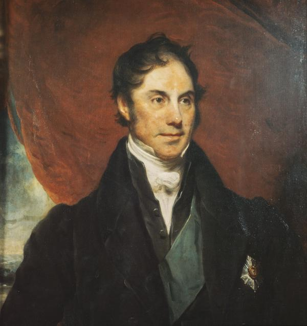 George Hamilton Gordon, 4th Earl of Aberdeen, 1784 - 1860. Statesman (About 1838)