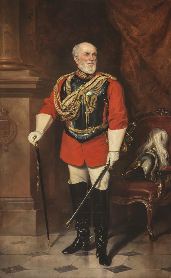 George Hay, 8th Marquess of Tweeddale, 1787 - 1876. Agriculturist (About 1850 - 1860)
