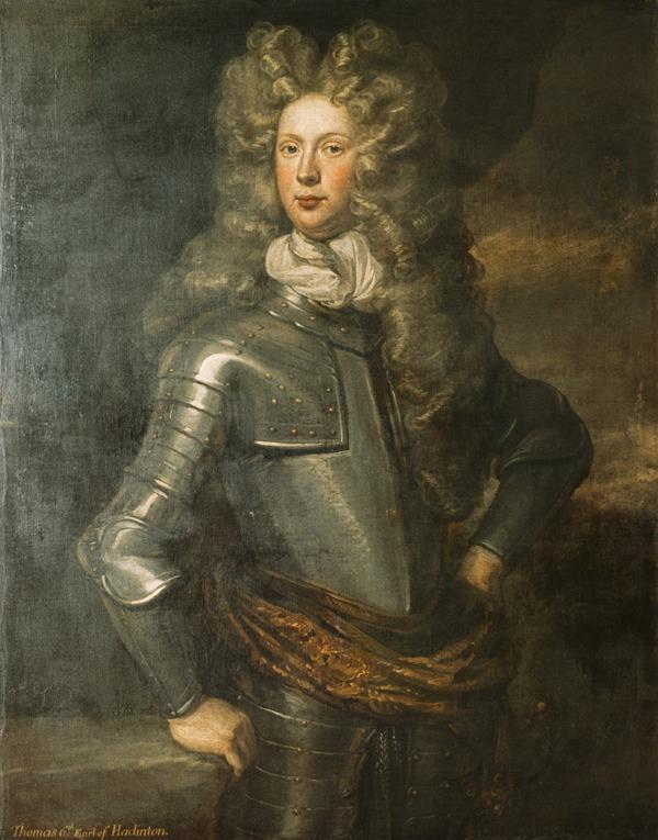 Thomas Hamilton, 6th Earl of Haddington, 1680 - 1735. Supporter of the Union (after 1700)