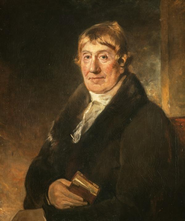 George Chalmers, 1742 - 1825. Author of Caledonia (after 1810)