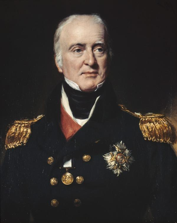 Admiral Sir Pulteney Malcolm, 1768 - 1838. Sailor