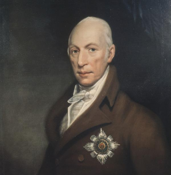 Alexander Gordon, 4th Duke of Gordon, 1743 - 1827. Keeper of the Great Seal of Scotland (1817)