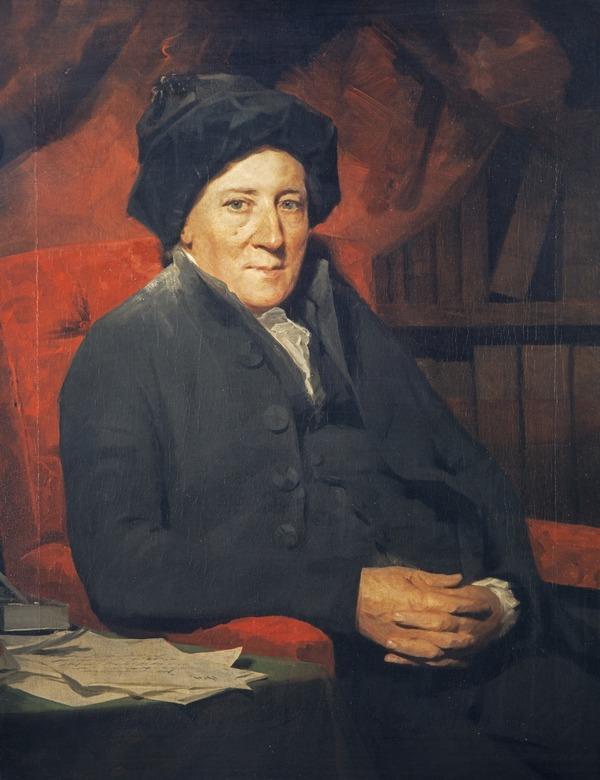 Sir David Wilkie, 1785 - 1841. Artist (Self-portrait) (after 1815)