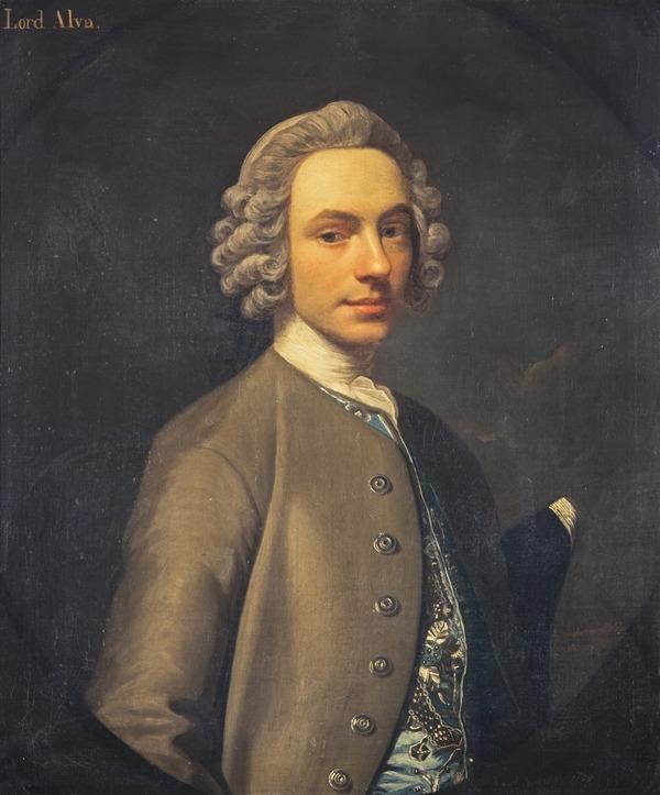 James Erskine, Lord Barjarg and Alva, 1722 - 1796. Scottish judge (1750)