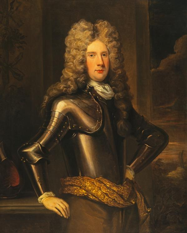 Brigadier General Lord John Hay, d. 1706. Soldier (after 1690)