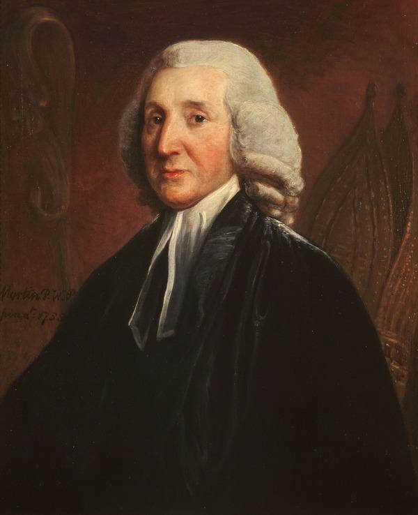 William Abernethy Drummond, 1719 / 1720 - 1809. Bishop of Edinburgh (1788)