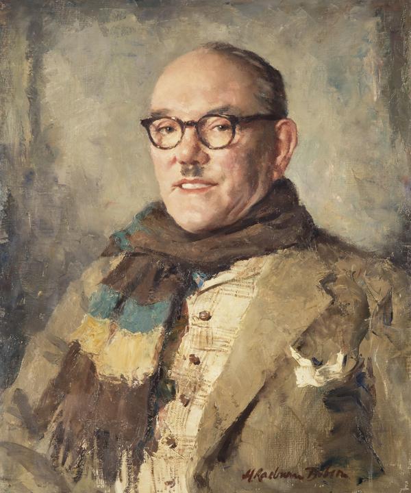 David Williams, (nom de guerre, 'Dave Willis'), 1895 - 1973. Comedian (About 1940)