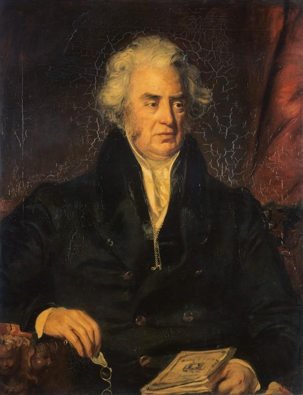 John McNeill of Colonsay and Oronsay, 1767 - 1846. Agriculturist (About 1833)