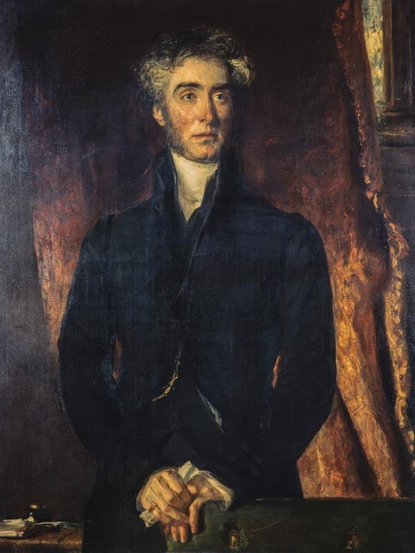 Duncan MacNeill, Lord Colonsay, 1793 - 1874. Judge (About 1836)