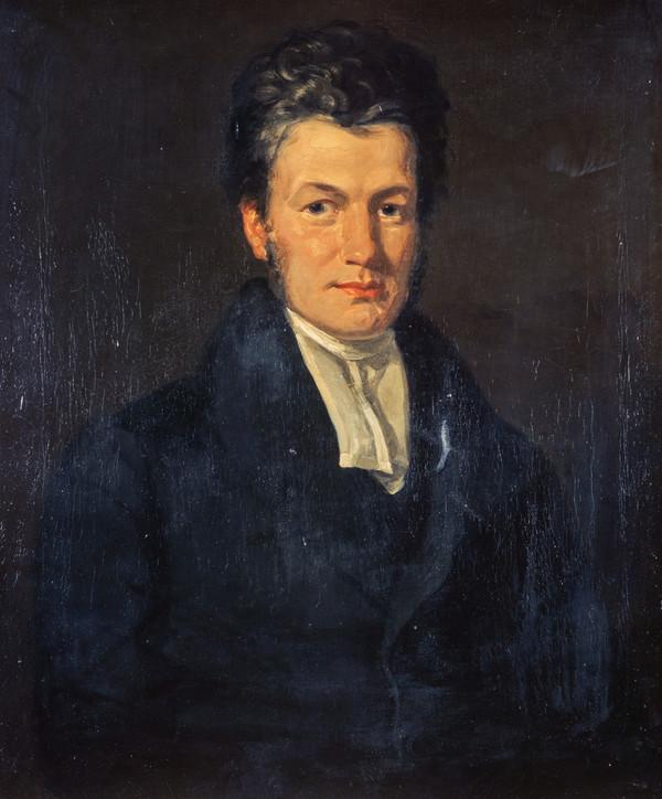 Rev. Alexander Dyce Davidson, 1807 - 1872. Free Church minister