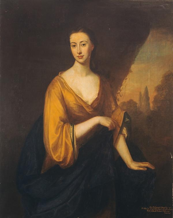 Anne Dalrymple, Lady Steuart, d. 1736 (About 1710)