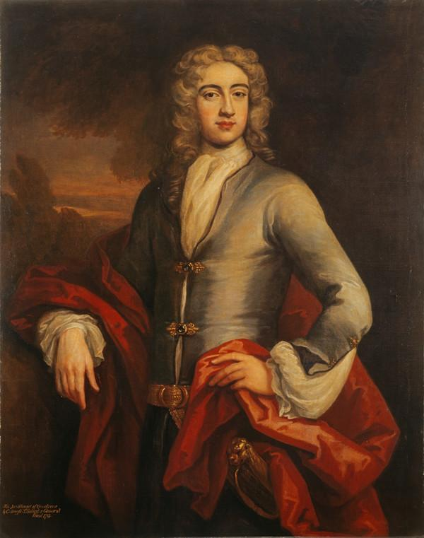 Sir James Steuart, 1st Baronet, of Goodtrees and Coltness, 1681 - 1727 (after 1705)