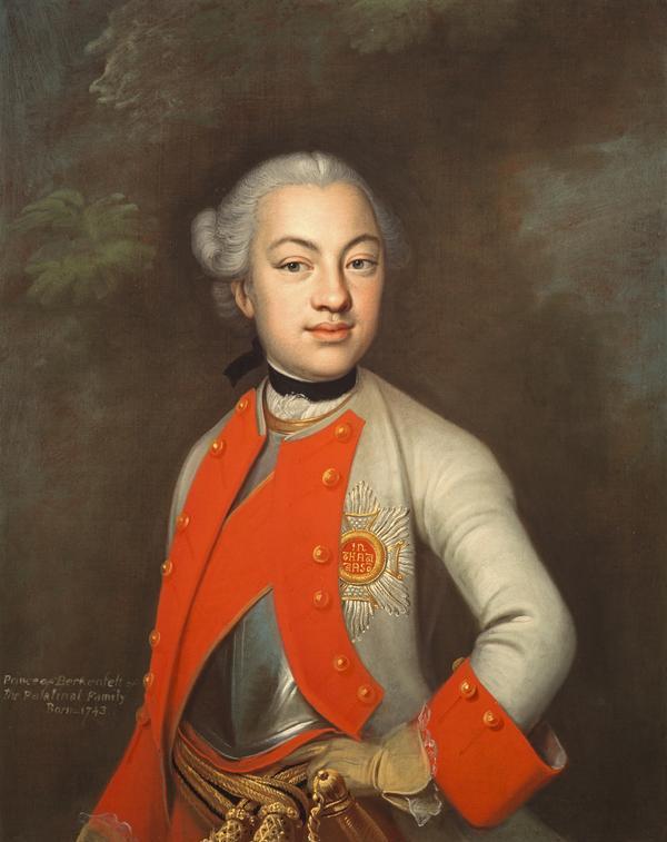 A Prince of Berkenfeld, b. 1743