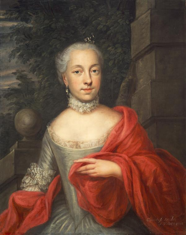 Countess d'Ulm, active 1761 (About 1760)