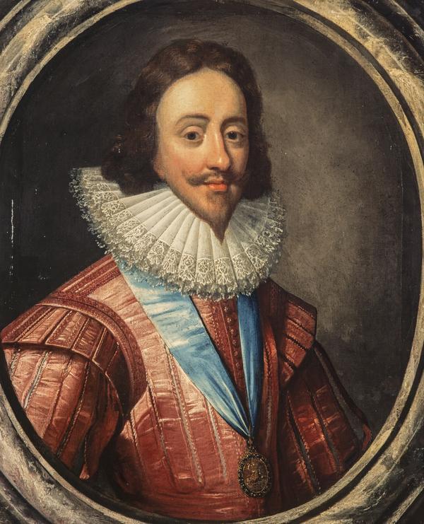 Charles I, 1600 - 1649. Reigned 1625 - 1649 (after 1626)