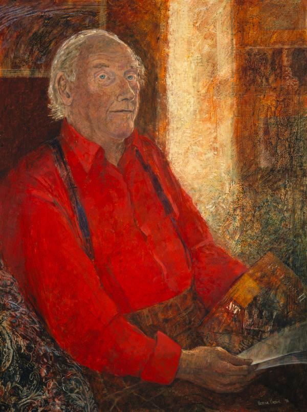 Graham Crowden, 1922 - 2010. Actor (1996)