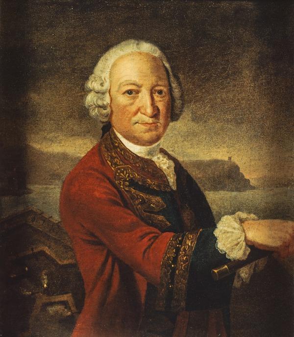 William Blakeney, Lord Blakeney, 1672 - 1761. The defender of Minorca (1756)